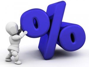 Günstige Zinsen aus Kredite