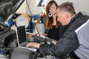 Kfz Werkstatt für die Autoreparatur
