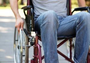 Kredit für Behinderte im Rollstuhl