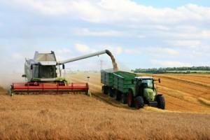 Kredit für landwirtschaftliche Maschinen