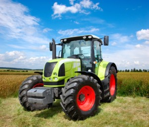 Finanzierung eines neuen Traktors