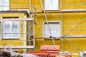 Kredit für Wärmedämmung bei Renovierung