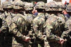 Günstigen Kredit für Soldaten